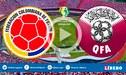Colombia vs Qatar [ONLINE] Sin Falcao, sigue aquí vía Caracol TV En Directo desde el Morumbi