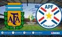 Argentina vs Paraguay [EN VIVO] ¡Alineaciones confirmadas! Con Messi