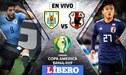 [EN VIVO] Uruguay vs Japón vía DirecTV por la fecha 2 del grupo C de la Copa América 2019