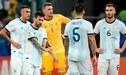 Messi y Armani rescataron de la derrota a Argentina que igualó 1-1 con Paraguay en la Copa América