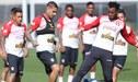 Copa América: lo que dejó la práctica de hoy de la Selección Peruana previo al duelo con Brasil