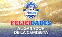 """La Polla Líbero: conoce al ganador de la camiseta """"Estadio Perú Copa América 2019"""""""