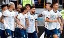 Argentina vs Qatar [En vivo vía América TV Go] 'Albicelestes' ganan 2-0 desde el Arena do Gremio