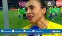 Marta Vieira y el emotivo mensaje tras quedar eliminada en el Mundial Femenino 2019 [VIDEO]