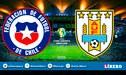Sigue aquí Chile vs Uruguay [Canal 13 ONLINE] Con Sánchez y Suárez, igualan 0-0 por Copa América