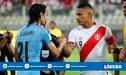 Perú vs Uruguay [EN VIVO] Fecha, día, hora y canal del partido por cuartos de final de la Copa América 2019