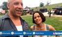 Rápidos y Furiosos 9: Vin Diesel publicó un video del primer día de rodaje [VIDEO]