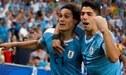 Uruguay ganó 1-0 a Chile y se medirá con Perú en cuartos de final