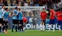 Uruguay será rival de Perú en los cuartos de final tras vencer a Chile