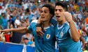 Uruguay venció 1-0 Chile y quedó líder del Grupo C en la Copa América 2019