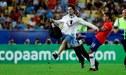 Así fue la agresión de Gonzalo Jara a hincha que podría ocasionarle una suspensión en Copa América [VIDEO]