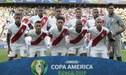 Gareca paró este once en el último entrenamiento de Perú pensando en Uruguay [FOTOS Y VIDEO]