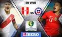América TV EN VIVO Perú vs Chile: día, hora y canal de la semifinal de la Copa América desde Porto Alegre