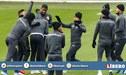 Copa América: Selección Peruana realizó última práctica antes de enfrentar a Chile en Porto Alegre