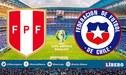 Perú vs Chile [Link streaming] Cómo ver gratis y en directo el clásico