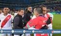 Gary Medel felicitó a los jugadores de la Selección Peruana por la clasificación a la final de la Copa América [VIDEO]