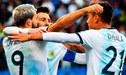 Argentina vs. Chile: Paulo Dybala anota el 2-0 albiceleste tras lenta salida de Arias [VIDEO]