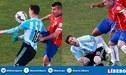 Mira el antecedente entre Lionel Messi y Gary Medel en la Copa América 2015 [Video]