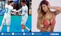 Copa América 2019: Xoana González se desnuda celebrando tercer lugar de Argentina [VIDEO]