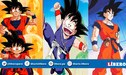 Dragon Ball: Mira la transformación de Goku desde la década 90' hasta la actualidad [FOTOS Y VIDEO]