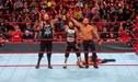 WWE RAW: The Club hizo de las suyas y destrozó a Ricochet previo a Extreme Rules [VIDEO]