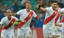 Diario español coloca a Zambrano, Trauco y Guerrero en el once ideal de la Copa América [FOTOS]