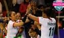 Perú aplastó 3 sets a 0 a Cuba en la Copa Panamericana 2019 de Vóley [VIDEO]