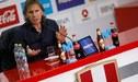 Selección peruana: Ricardo Gareca pidió más transparencia en el VAR