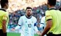 Messi y el doble castigo que recibiría tras acusar a la Conmebol de corruptos