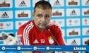 Sporting Cristal: Claudio Vivas y una gran preocupación de cara al Torneo Clausura