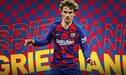 Antoine Griezmann al Barcelona: este sería el once del equipo azulgrana esta temporada [FOTOS]