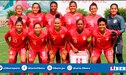 Selección Peruana femenina sorprende en el nuevo Ránking FIFA