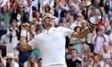 Roger Federer venció a Rafael Nadal y jugará la final de Wimbledon 2019 ante Novak Djokovic [VIDEO]