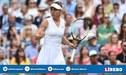 ¡Sorpresa en la final! Simona Halep venció a Serena Williams y es la nueva campeona de Wimbledon
