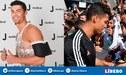 Locos por 'CR7': Cristiano se unió a la pretemporada de la Juventus [VIDEO]