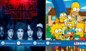 Stranger Things: Los Simpson parodian a la serie de Netflix [Video]