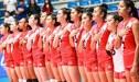 Perú en el Mundial Sub 20 de Vóley: mira el fixture de la 'Bicolor' en su lucha por el noveno lugar