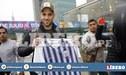 ¡Llegaron los goles! Uruguayo Rodríguez ya está en suelo peruano para defender la camiseta de Alianza Lima