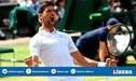 Novak Djokovic se consolidó como número uno en el ATP tras campeonar en Wimbledon 2019