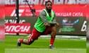 Jefferson Farfán: Lokomotiv se pronunció sobre la lesión del seleccionado peruano  VIDEO