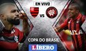 Flamengo vs Athlético Paranaense EN VIVO por los cuartos de final de la Copa do Brasil