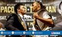 Pacquiao vs Thurman [PREVIA] fecha, horario, cartelera y apuestas de la pelea por el título mundial de peso wélter