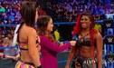 WWE SmackDown: Bayley se enfrentará a Ember Moon en SummerSlam 2019 [VIDEO]
