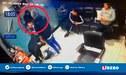 Miguel Rebosio sufre robo a mano armada en el Callao| VIDEO