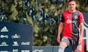 Anderson Santamaría ya entrena con Atlas previo al inicio de la Liga MX [VIDEO]