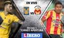 Tigres vs Morelia EN VIVO con Edison Flores: 'Felinos' golean 3-0 por la fecha 1 del Apertura de la Liga MX