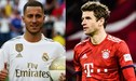 Real Madrid vs Bayern Múnich [EN VIVO] Eden Hazard debuta con los 'merengues' en International Champions Cup