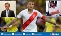 Phillip Butters arremetió contra el Pollo Vignolo y Latorre tras elogiar a Paolo Guerrero [VIDEO]