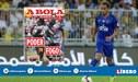 """""""André Carrillo acepta quedarse en Al Hilal"""", A Bola de Portugal"""