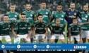 Copa Libertadores: Avión de Palmeiras no pudo aterrizar y jugadores vomitaron por el pánico